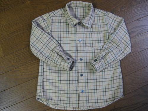 110センチシャツ